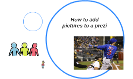 How to add pictures to a prezi