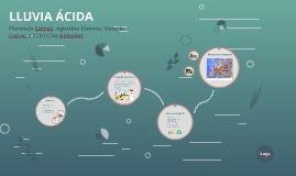 Copy of LLUVIA ÁCIDA