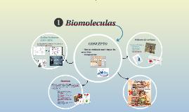 presentacion Biomoleculas