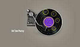 Def Jam Poetry