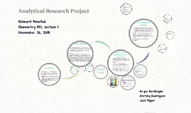 Analytical Research Project