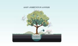 GABY Orientation Course
