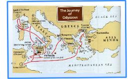 Odysseus Journey Map by Nakul Chhabra on Prezi