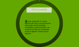 Mi Esmeralda