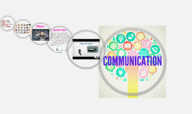 Communication: is a process of social interaction and exchan