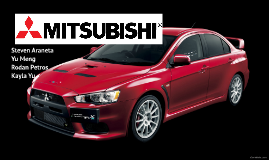 Mistubishi Motors IMC