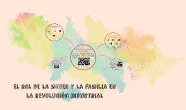 Copy of El rol de la mujer y la familia en la revolución industrial