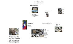 Haiti Distruction.