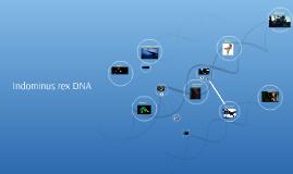 Indominus rex DNA