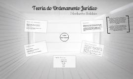 Teoria do Ordenamento Jurídico de Norberto Bobbio
