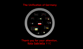 The Unification of Germany (History, KJ)