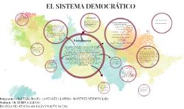 EL SISTEMA DEMOCRATICO
