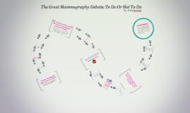 The Great Mammography Debate: To Do Or Not To Do