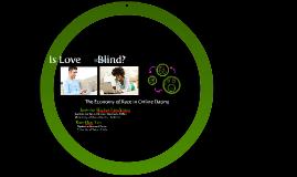 Copy of  Love is blind upenn