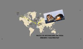 """Copy of PROTECCIÓN INTERNACIONAL DEL MEDIO AMBIENTE: """"CASO PRESTIGE"""""""
