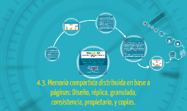 Copy of 4.3. Memoria compartida distribuida en base a