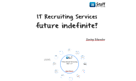 IT Recruiting - future indefinite?