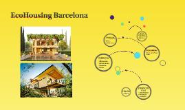 EcoHousing Barcelona