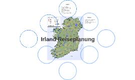 Irland Reiseplanung