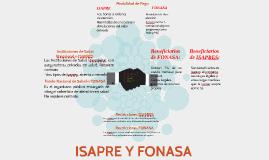 ISAPRE Y FONASA