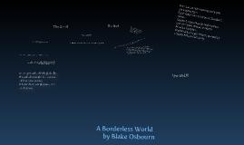 A Borderless world