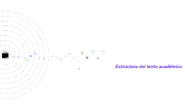 El proceso de redacción: estructura del texto IDC