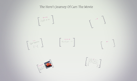 The Hero's Journey Of Cars The Movie