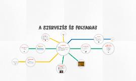 A szervezés és folyamat