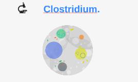 Clostridium.