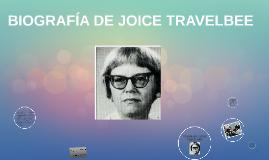 BIOGRAFÍA DE JOICE TRAVELBEE
