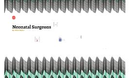 Neonatal Surgeons