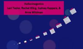 Hallucinogenics