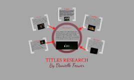 A2 - Titles Research