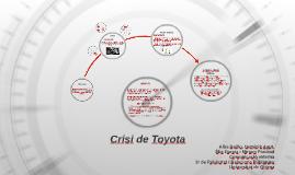 """Crisi dels """"pedals d'acceleració"""""""