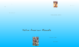 Native American Mascots