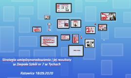 Copy of Szkoła jako inkubator współpracy miedzynarodowej