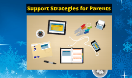 BHCS Support Strategies for Parents