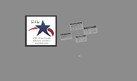 CTE Practicum Honors Credit Guidelines