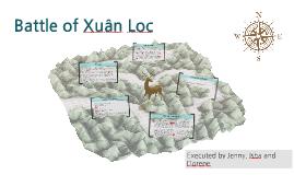Battle of Xuan Loc