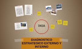 DIAGNOSTICO ESTRATEGICO EXTERNO Y INTERNO