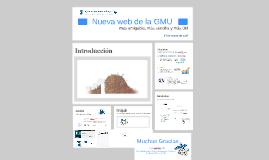 Presentación Interna GMU-Ayto