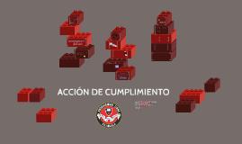 ACCIÓN DE CUMPLIMIENTO