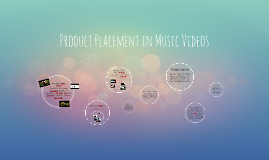 Product Placement in Music Videos