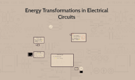 6.P.3A.3 Transformations in Electrical Circuits