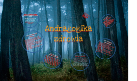 Copy of Andragogika zdrowia