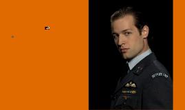 Spreekbeurt Evi - Soldaat van Oranje