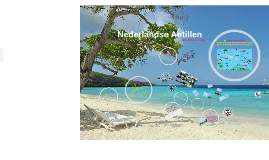 Spreekbeurt Nederlandse Antillen door Lotje