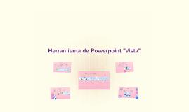 herramientas de Powerpoint, vista