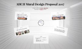 AHCH Mural Diseno Proposal
