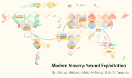 Modern Slavery: Sexual Exploitation